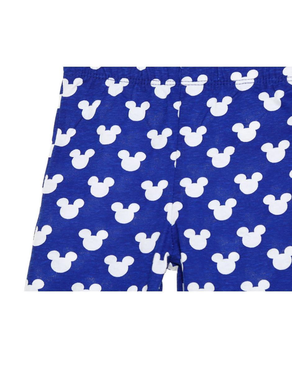 64ab5e9062 Conjunto pijama Disney estampada algodón para bebé
